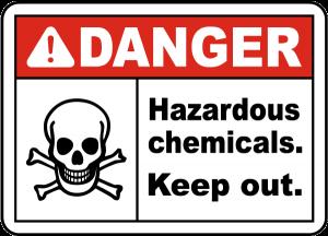 خطرات اسید استیک