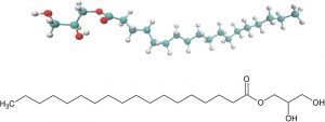 فرمول شیمیایی گلیسرول مونو استئارات