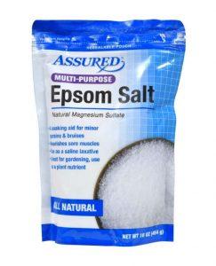 نمک اپسوم در کشاورزی